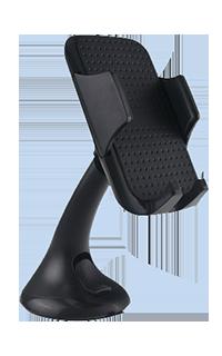 Accesoriu suport auto universal Mobiama pentru telefon negru