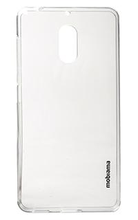 Accesoriu protectie spate Mobiama pentru Nokia 3 transparent