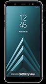 Samsung Galaxy A6 Plus 4G+ Negru