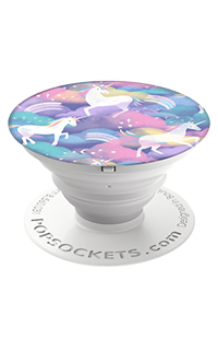 Accesoriu popsockets unicorns in the air