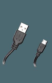 Accesoriu cablu de date mobiama microusb negru