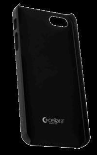 Accesoriu capac spate cellara pentru iphone 5 si 5s negru