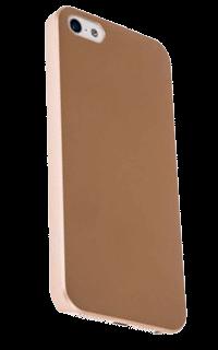 Accesoriu capac spate cellara pentru iphone 5 si 5s auriu