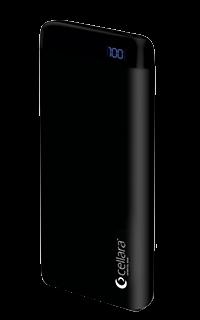 Accesoriu baterie externa Cellara Pulse capacitate 6000 mAh neagra
