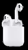 Căști audio AirPods Apple cu bluetooth