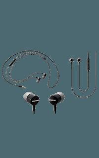 Accesoriu casti stereo intra auriculare samsung negre