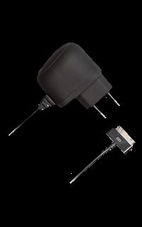 Accesoriu incarcator retea mobiama 1a pentru iphone 4 negru