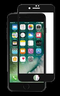 Accesoriu folie ecran 3D din sticla Cellara pentru Galaxy S7 neagra