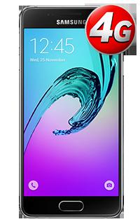 Samsung Galaxy A3 2016 16 GB Negru 4G