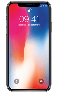 iPhone X 64GB Negru 4G+
