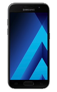 Samsung Galaxy A3 2017 16 GB Negru 4G