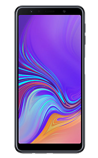 Samsung Galaxy A7 4G Negru