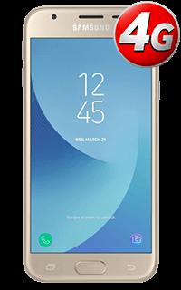 Samsung GALAXY J3 2017Auriu 4G