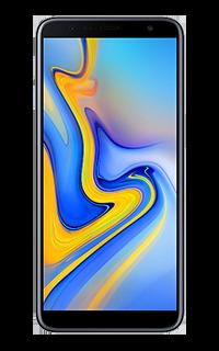 Samsung J6 Plus Argintiu 4G