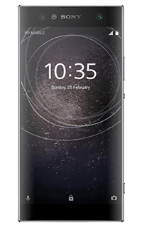 Sony Xperia XA2 4G negru