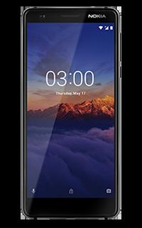 Nokia 3.1 Negru 4G