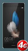 Huawei P8 Lite Negru 4G