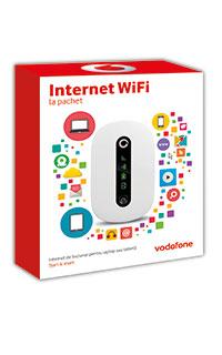 Vodafone Hotspot R206 cu Pachet Prepaid