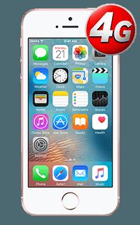 iPhone SE 32GB Roz 4G