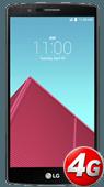 LG G4 32 GB Piele Maro 4G