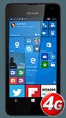 Microsoft Lumia 550 Negru 4G