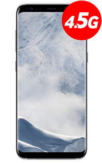 Samsung Galaxy S8 64 GB 4G+ Argintiu