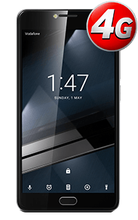 Vodafone Smart Ultra 7 Negru 4G