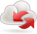 Vodafone Cloud Icon