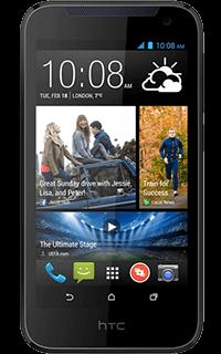 HTC Desire 310 V1 Albastru