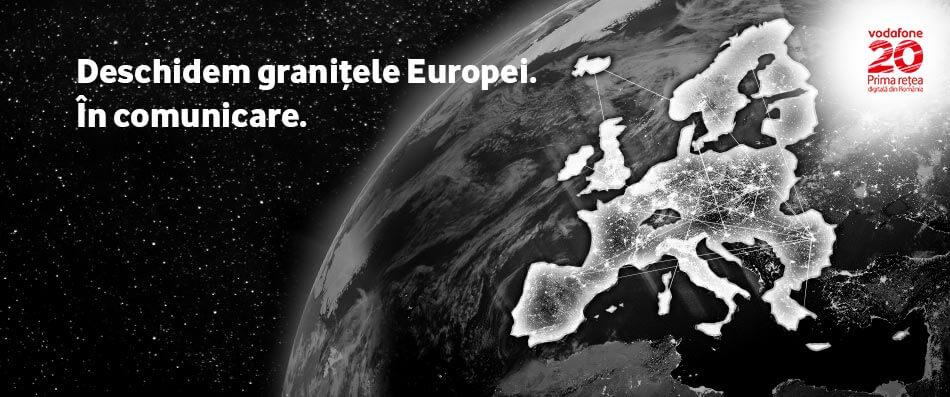 Deschidem granițele Europei. În comunicare.