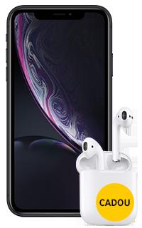 iPhone XR 256GB Negru + Airpods cadou